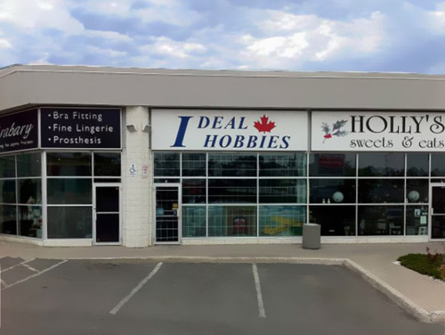 Ideal Hobbies company